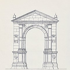 disegni architettonici
