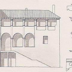 Palazzo carli immagini 50 for Piani di casa cortile interno