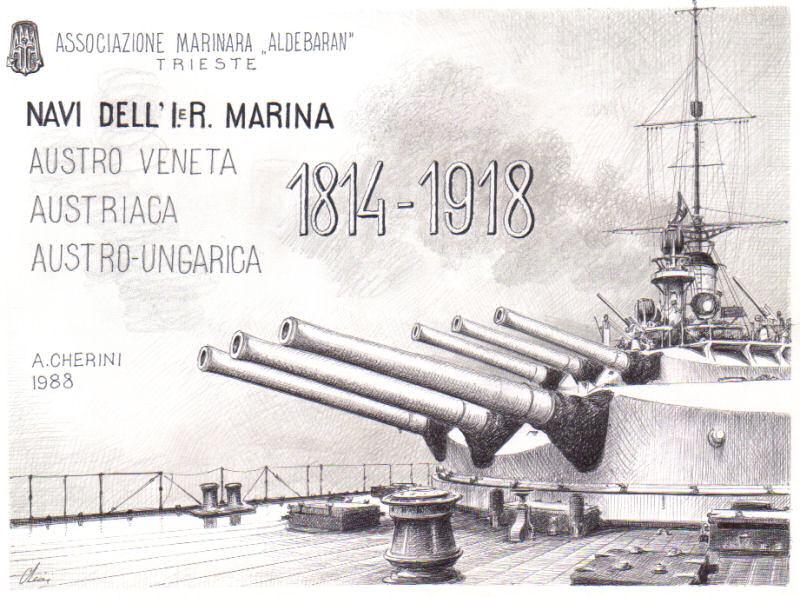 K.u.K. Kriegsmarine - La marina imperiale di Vienna