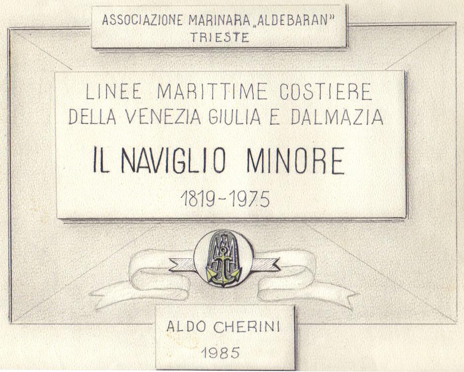 Linee marittime costiere della Venezia Giulia e Dalmazia
