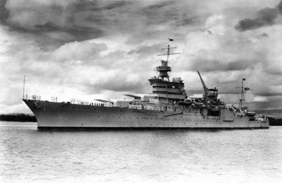 USS Indianapolis CA35