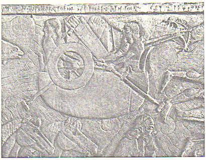 soldati assiri