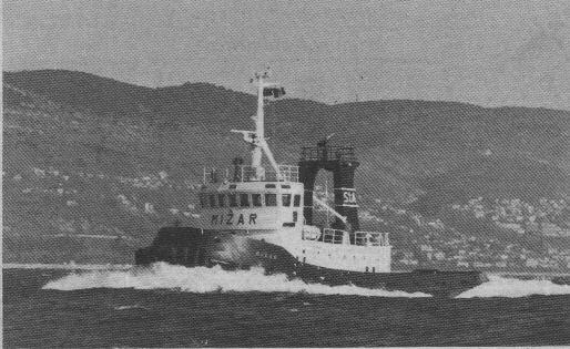 """""""Mizar"""" - 1987"""