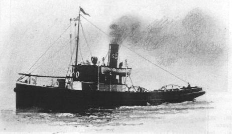 """Titan"" - 1909"