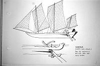 Sailing ship form Sumatra