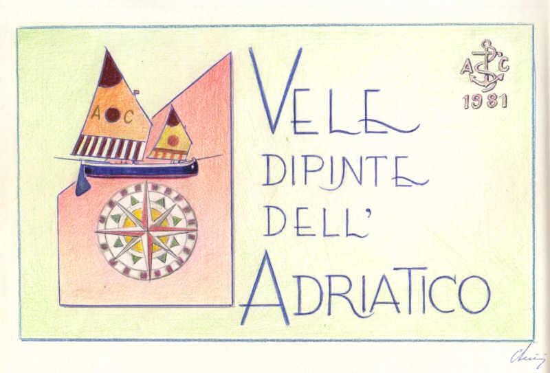 Vele dipinte dell'Adriatico
