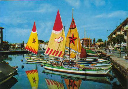 Grado, il porto