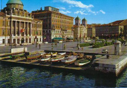 Trieste, Riva IV Novembre
