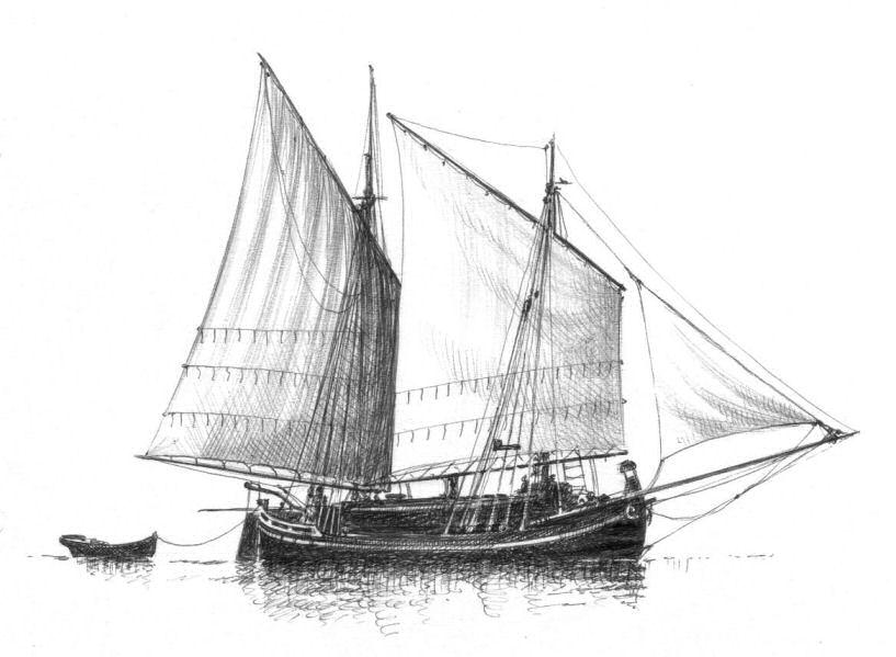 Piccolo trabaccolo (1910)