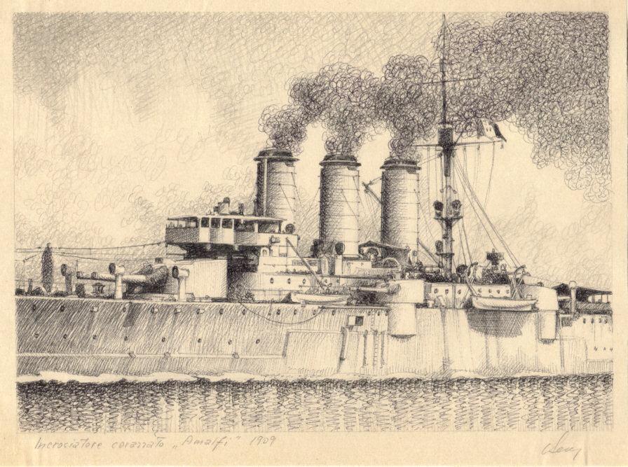 Incrociatore corazzato Amalfi